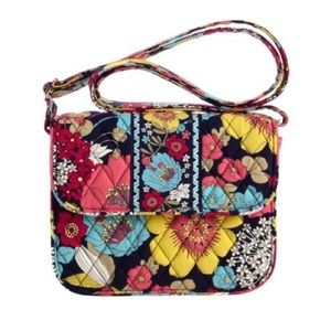 Vera Bradley Rachel Crossbody in Happy Snails