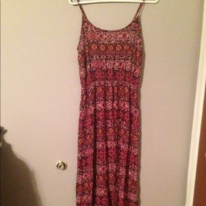 Patterned Maxi Dress from Forever 21