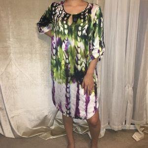 Silky Mossimo Dress