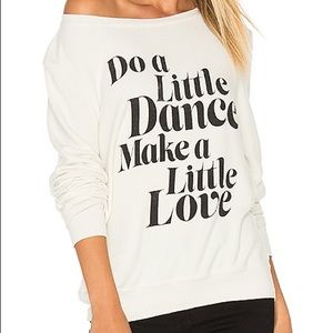 Wildfox Do a Little Dance Sweater