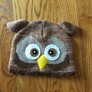 NWOT super cute owl hat