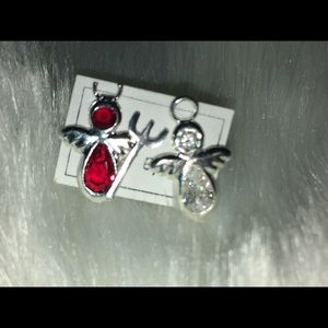 Jewelry - Devil/angel earrings