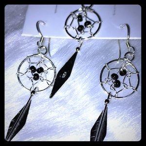 Jewelry - Dream catcher set ( earrings & pendant)