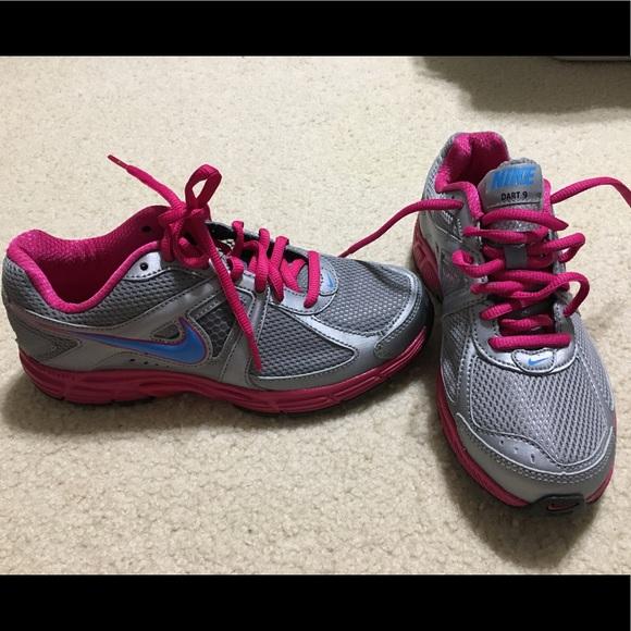 womens nike dart 9 8w Nike shoes ...
