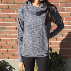 EUC Lululemon Healthy Heart Pullover I Coco Pique