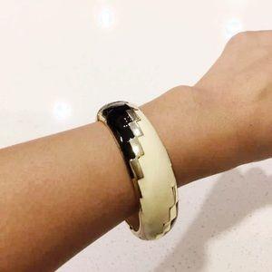 Gold Bracelet from Banana Republic - clip on