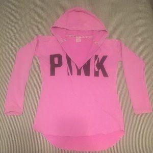 Victoria's Secret PINK / Pink Pullover Hoodie