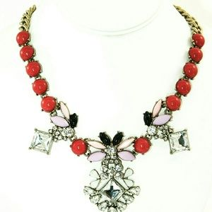 NWT!  J. Crew Statement Necklace
