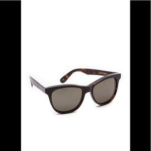 Wild fox Catfarer Sunglasses in Tortoise