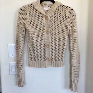 Abercrombie sweater. Women's junior size (L).