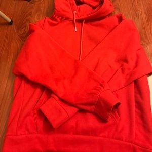 A good quality and gorgeous colour hoodie