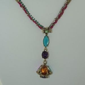 NWT! Betsey Johnson Necklace