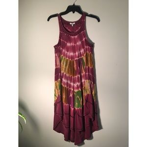 Jodi Tie Dye Dress