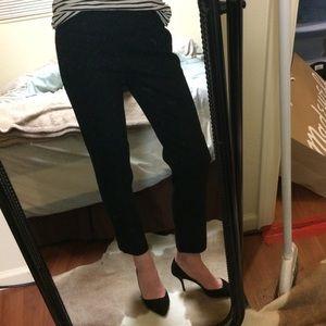 Loft Julie Straight Leg Pants