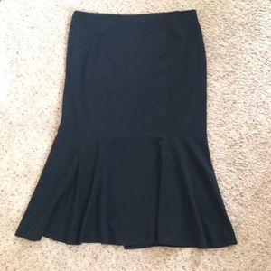 Ashley Stewart stretch maxi skirt 18W