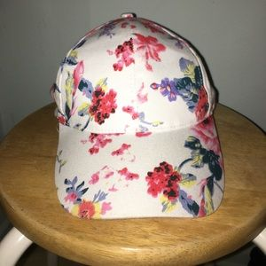 Floral Cap - Dad Hat