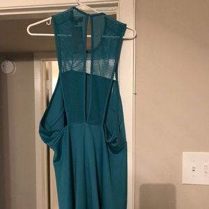 Turquoise Mossimo Dress XXL