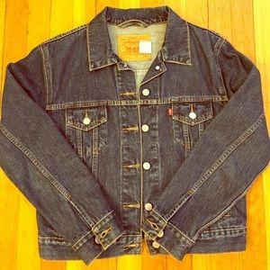 Vintage Levi's indigo denim jacket 💥lower price💥