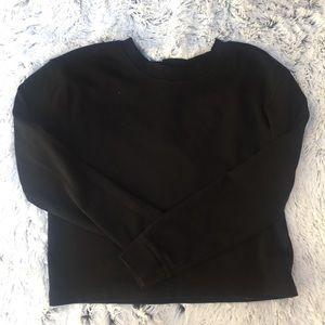 🍁FALL READY Zara Black Pull Over Size Small 🍁