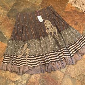Boo Radley Australia Grey Skirt