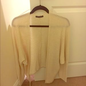 Brandy Melville Caroline cardigan - cream color