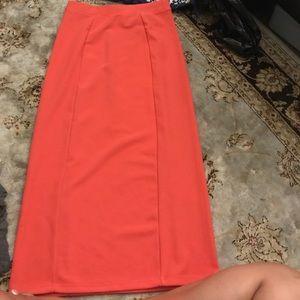 Vero Moda Midi Pencil Skirt (Medium)