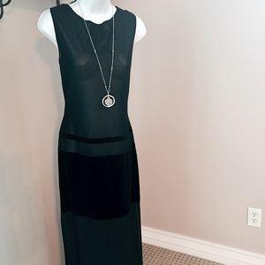Mossimo Maxi Sheer Dress