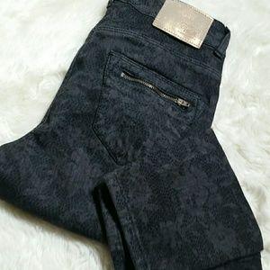 ZARA Skinny Stretch TRF Jeans Size 6