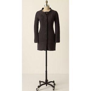 Anthropologie Cardigan Sweater Coat