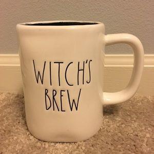 Rae Dunn WITCH'S BREW mug
