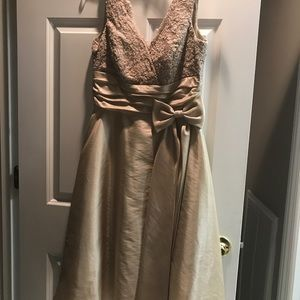 Boutique cocktail dress