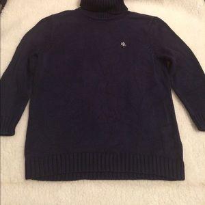 Lauren by Ralph Lauren turtle neck sweater size M