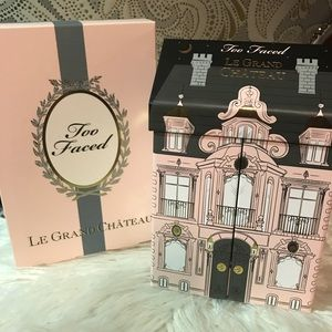 Limited Edition Too Faced Le Grand Château