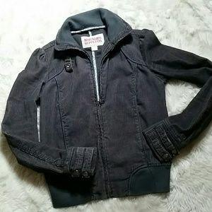 Mossimo Moto Jacket Corduroy Size Small