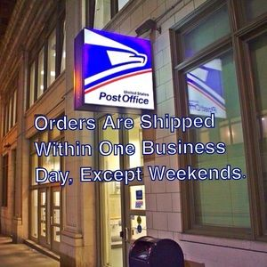 Other - Orders Are Shipped Within 1 Business Day.