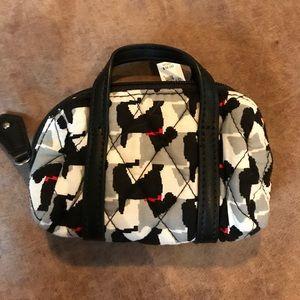 Vera Bradley Duffle Bag- Bag Charm
