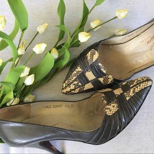 Vintage Rosina Ferragamo Schiavone Heels