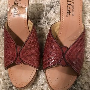 Quality Craft brown sandals