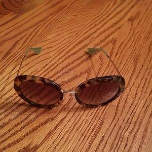 Authentic prada made in Italy sunglasses