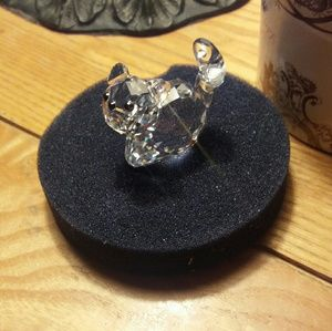 Swarovski Crystal Cat