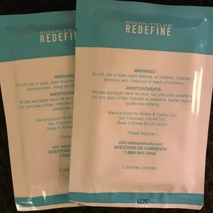 Rodan & Fields Acute Care Patches