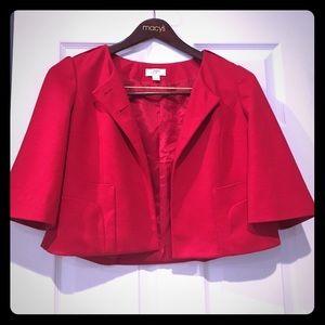 Ann Taylor Loft cropped blazer
