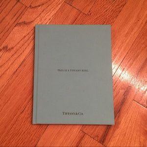 Tiffany & Co. Coffee Table Book