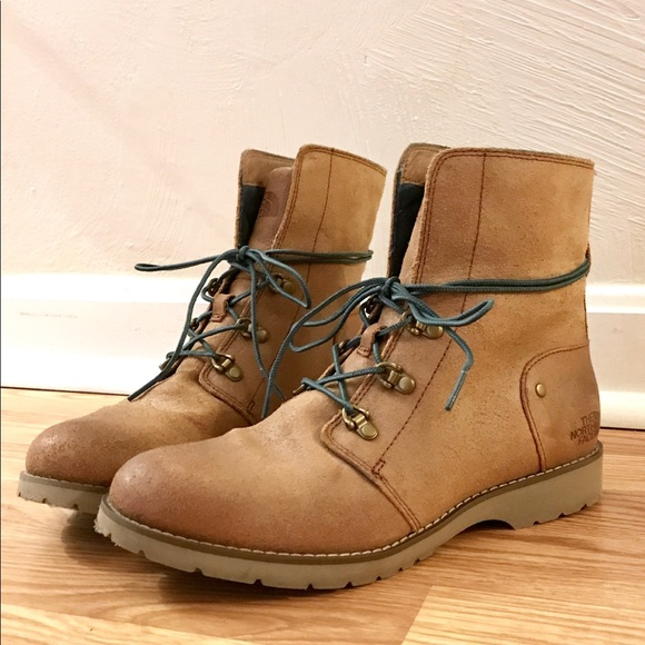 The North Face Combat Boots