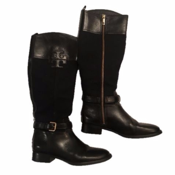 Tory Burch Felt Knee-High Boots many kinds of cheap discount authentic eastbay online Y8wCip6