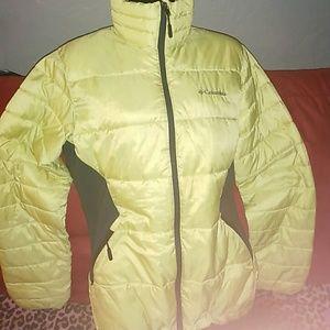 Women's Columbia Jacket /Med