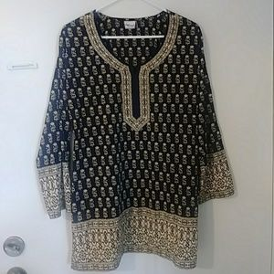 Blouse soft xl