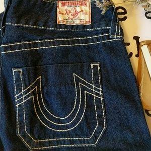 True Religion Sammy Big T Jeans