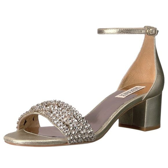 d530ae8c49a Badgley Mischka Triana Dress Sandal