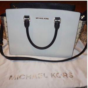 Michael Kors large Selma satchel